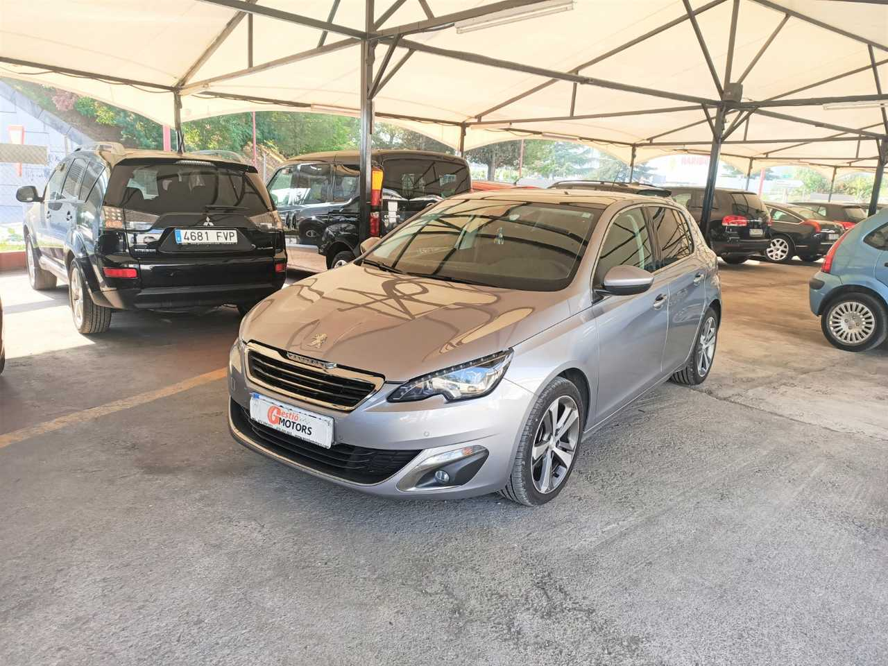 Peugeot 308 nuevo 308 ALLURE 1.6 eHDI 115   - Foto 1
