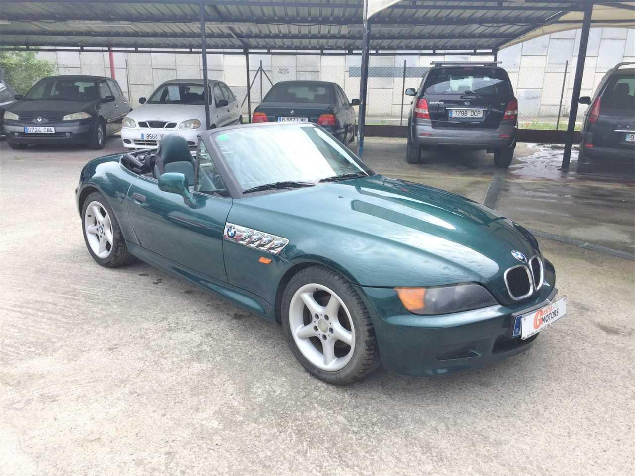 BMW Z3 Coupé 1.9   - Foto 1