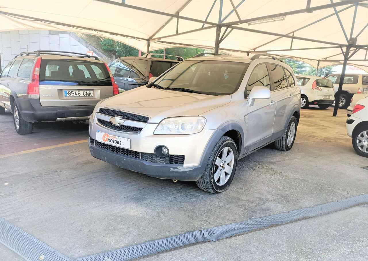Chevrolet Captiva 2.0 VCDI  16v LT   - Foto 1