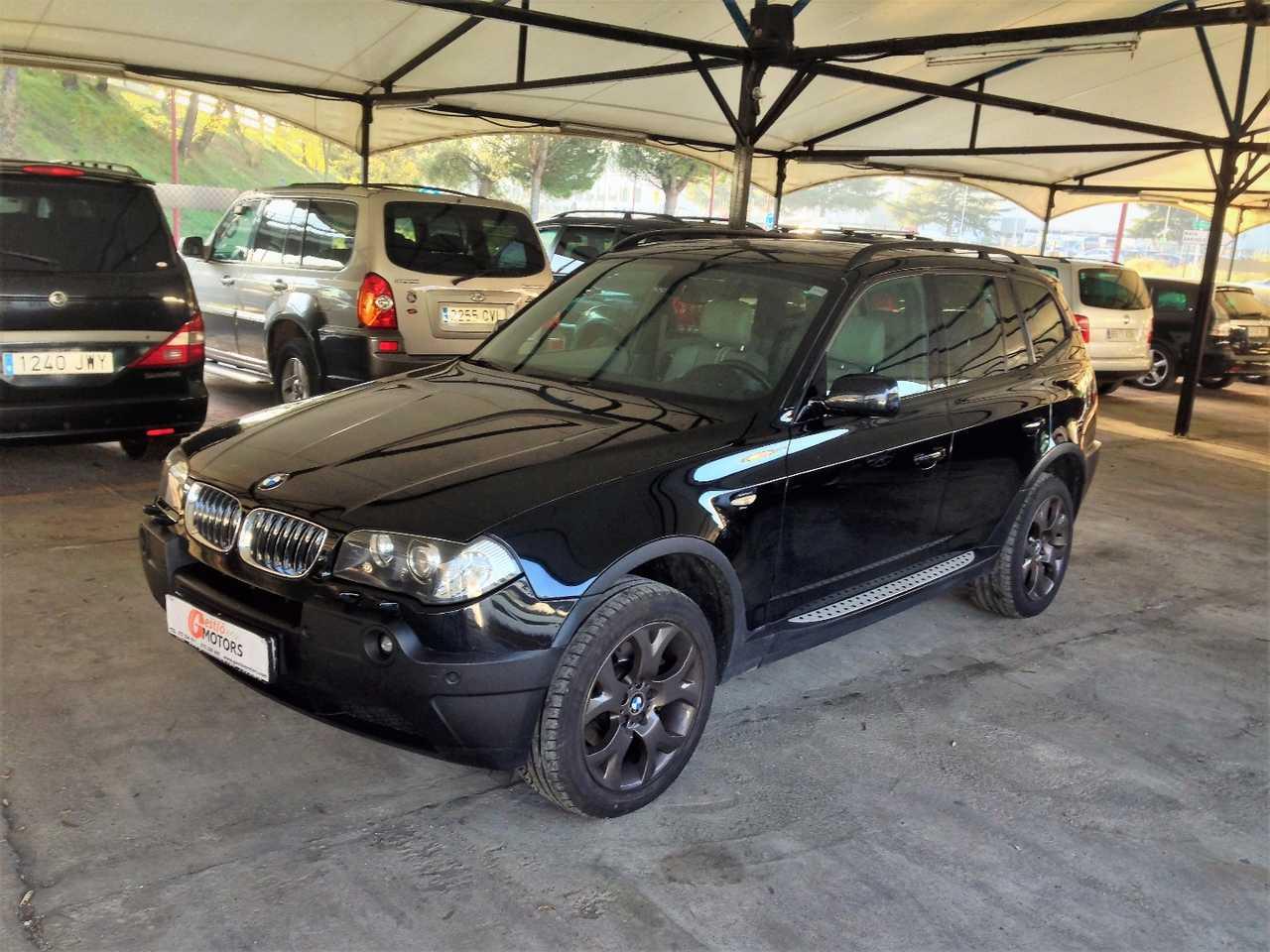 BMW X3 3.0d AUT   - Foto 1