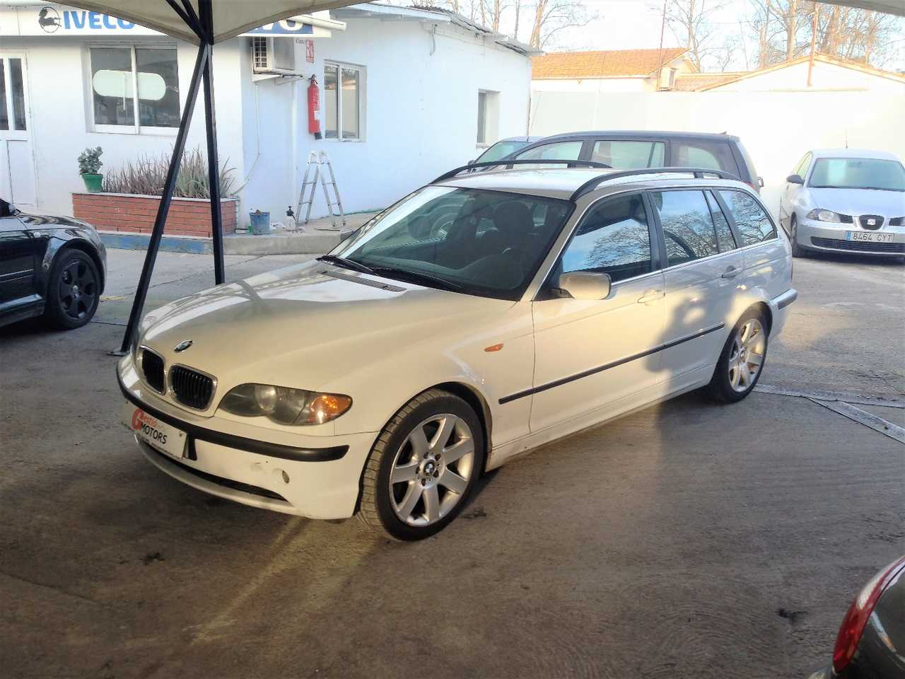 BMW Serie 3 Touring 330 D   - Foto 1