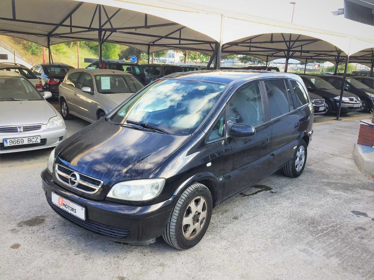 Opel zafira 2.0 TDI 7plazas   - Foto 1
