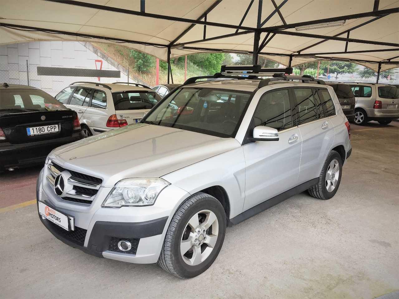 Mercedes Clase GLK 320 CDI 4MATIC   - Foto 1