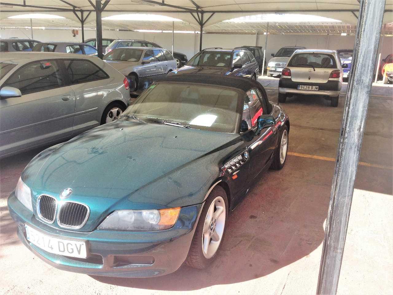 BMW Z3 Coupé 1.8    - Foto 1