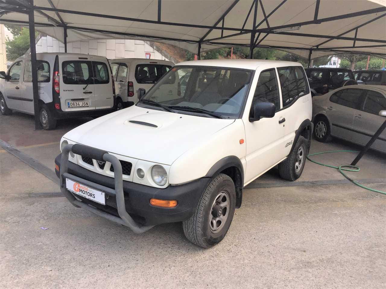 Nissan Terrano II 2.7 TDI LX   - Foto 1