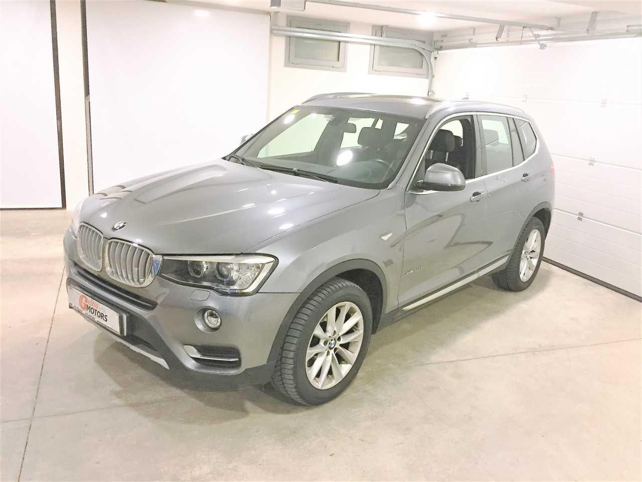 BMW X3 X DRIVE 30D   - Foto 1