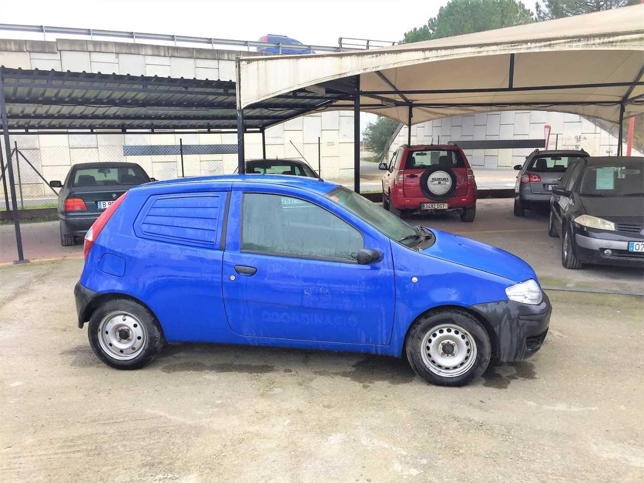 Fiat Punto van 1.3JTD   - Foto 1