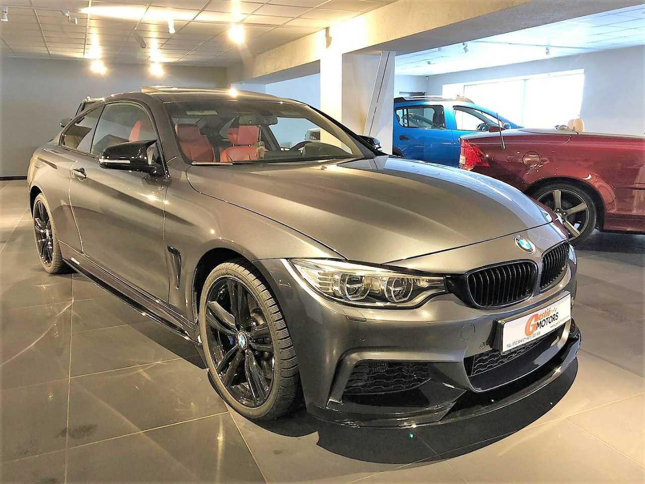 BMW Serie 4 Coupé 435i XDRIVE PERFORMANCE   - Foto 1