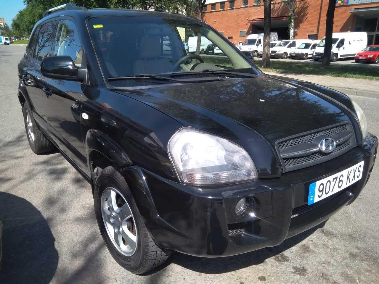 Hyundai Tucson 2.0 Diesel   - Foto 1