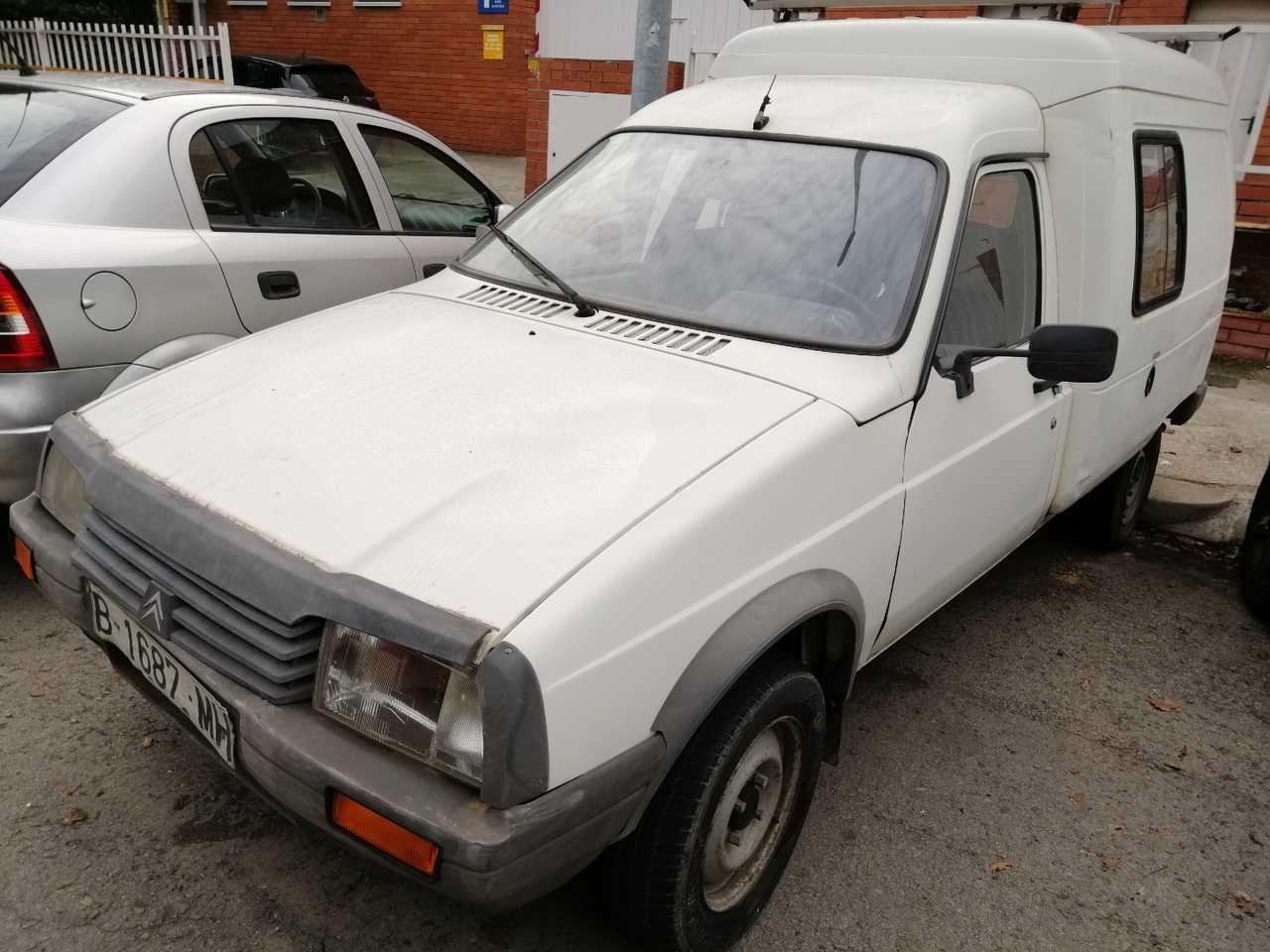 Citroën C15 gasolina   - Foto 1
