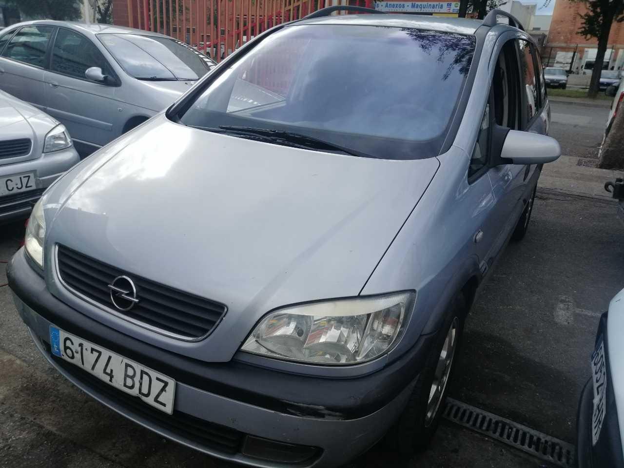 Opel Zafira gasolina   - Foto 1