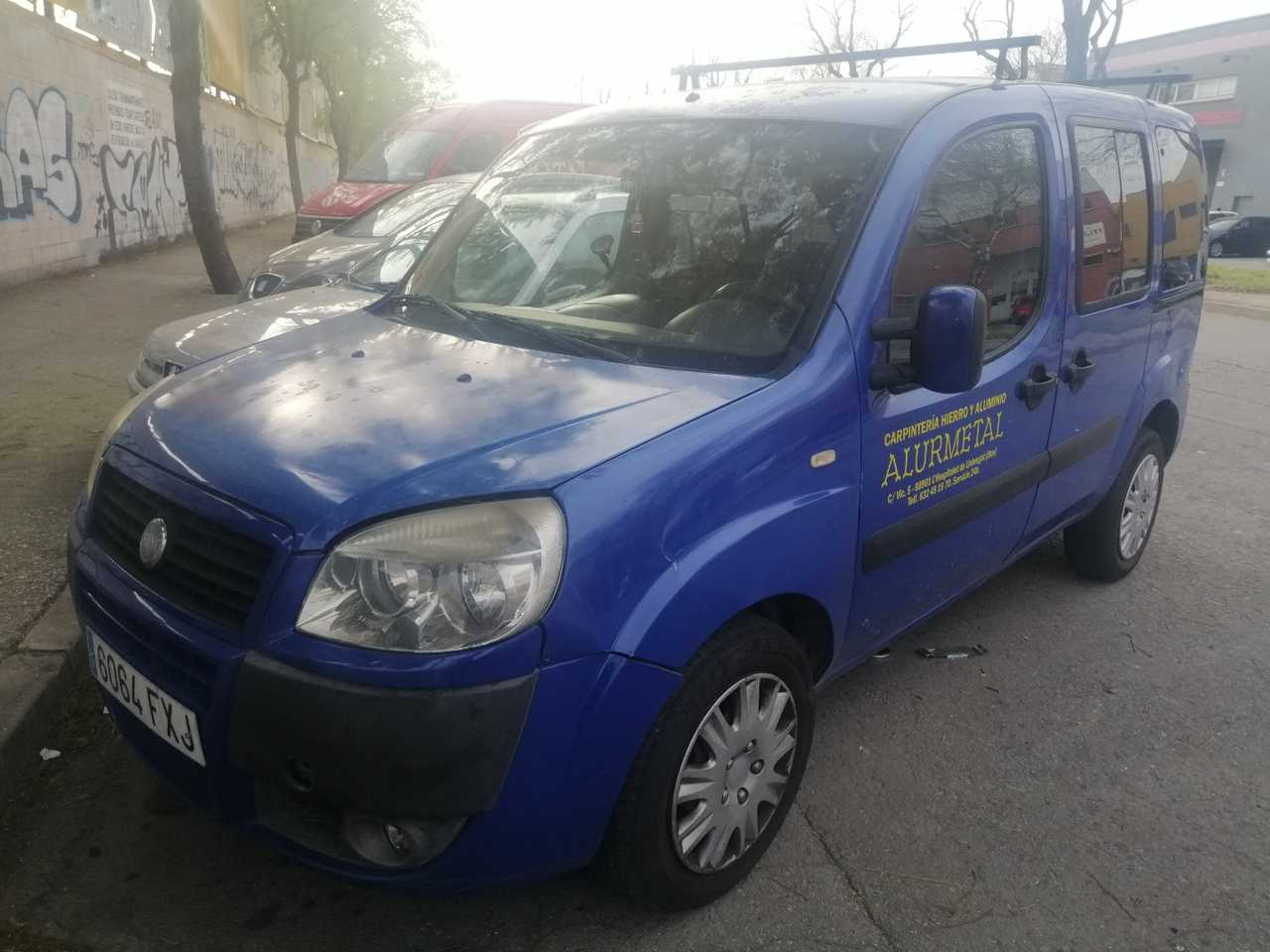 Fiat Doblo 1.9 CDTI   - Foto 1