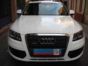 Audi Q5 2.0 TDI  QUATTRO 170CV LIBRO DE REV.   - Foto 3