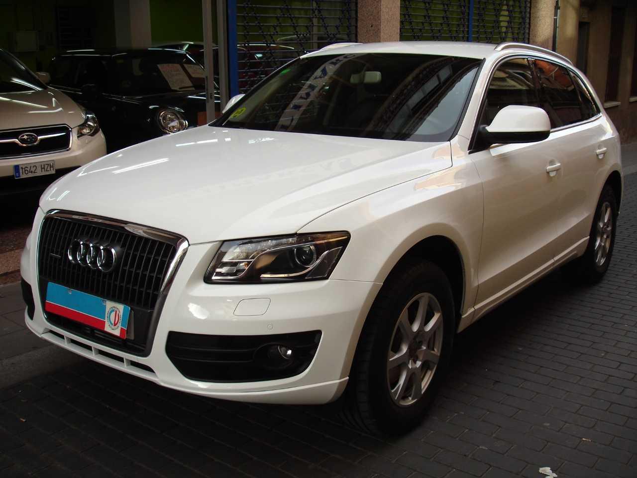Audi Q5 2.0 TDI  QUATTRO 170CV LIBRO DE REV.   - Foto 1