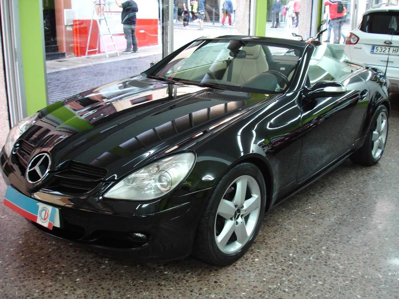 Mercedes Clase SLK 200 KOMPRESSOR   - Foto 1