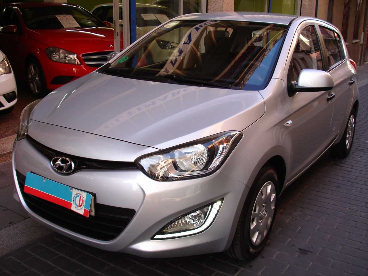 Hyundai i20 1.2 CITY-S   - Foto 1