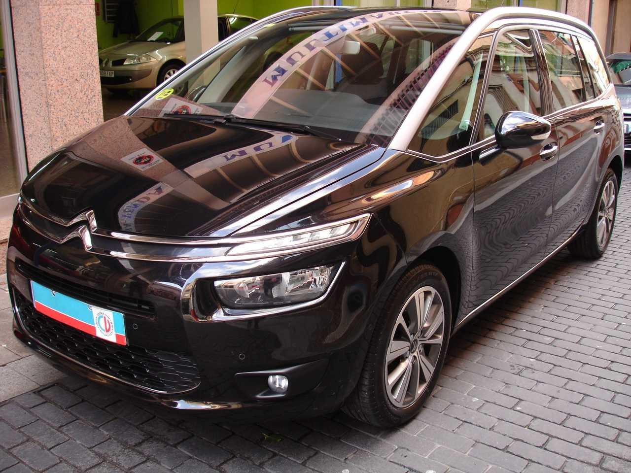 Citroën Grand C4 Picasso Intensive 7 plazas   - Foto 1