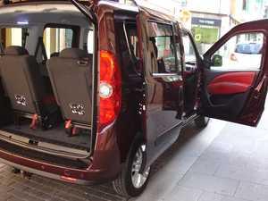 Fiat Doblo Panorama 1.6 JTD PANORAMA 7 PLAZAS   - Foto 2