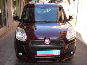 Fiat Doblo Panorama 1.6 JTD PANORAMA 7 PLAZAS   - Foto 3