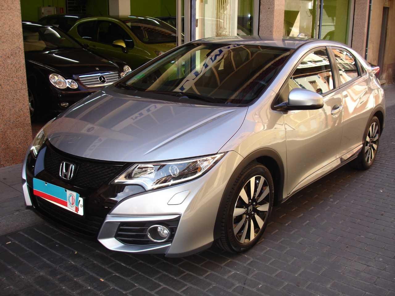 Honda Civic 1.6 IDTEC SPORT NAVI   - Foto 1
