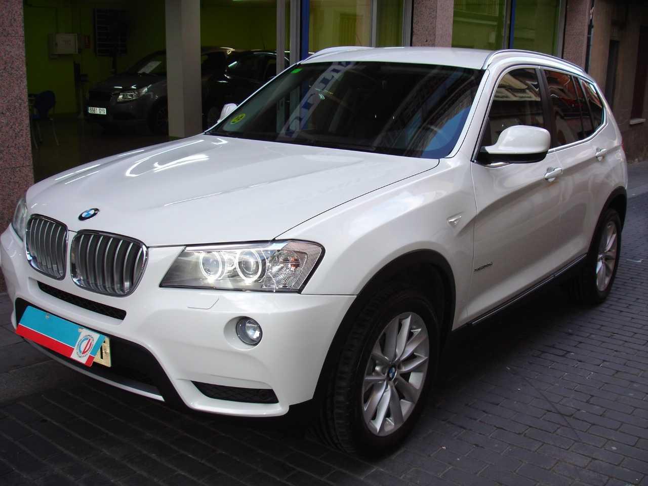 BMW X3 3.0 DS XDRIVE   - Foto 1