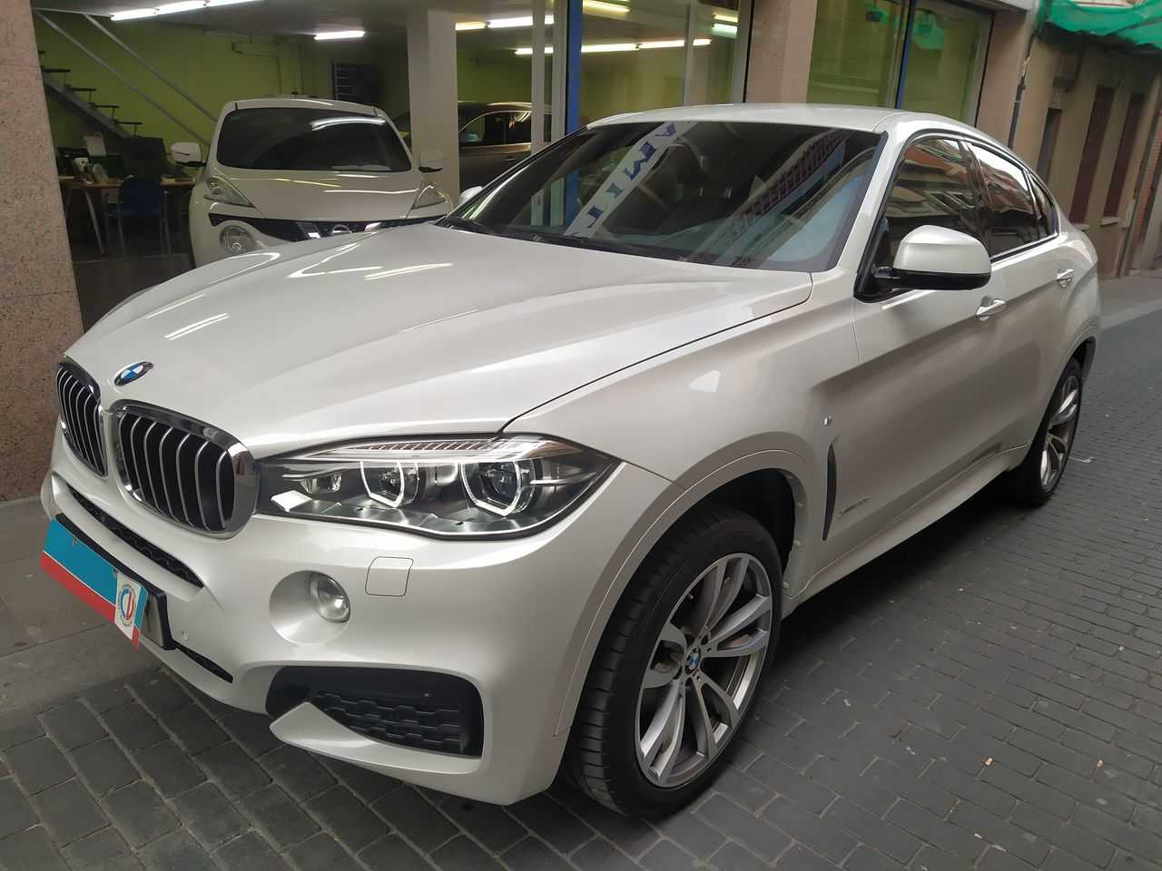 BMW X6 X-DRIVE 3.0 d   - Foto 1
