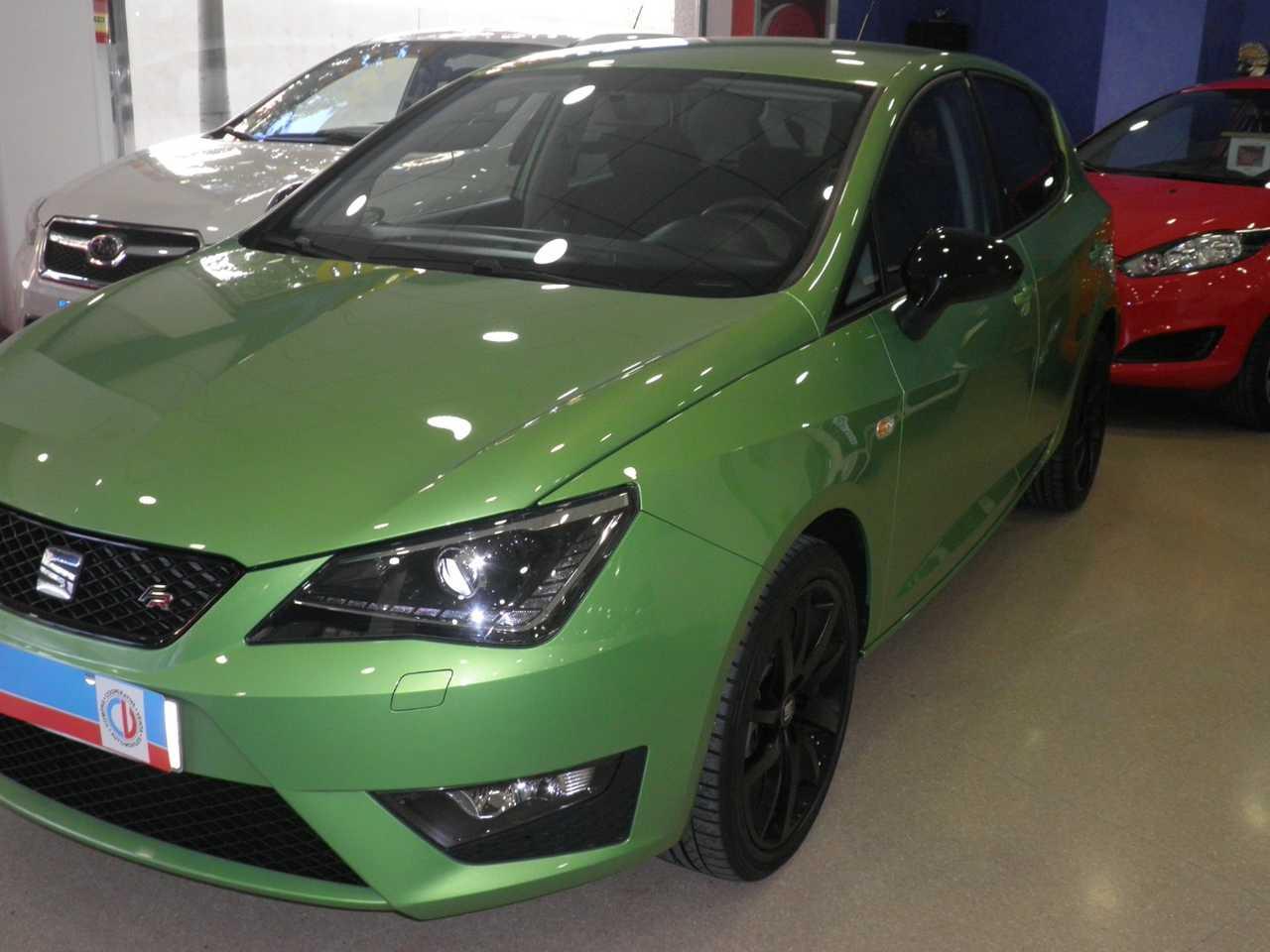 Seat Ibiza 1.6 TDI CR FR SOLO 18.500 KMS   - Foto 1