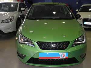 Seat Ibiza 1.6 TDI CR FR SOLO 18.500 KMS   - Foto 3