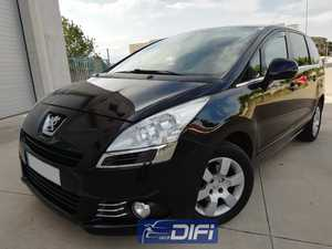 Peugeot 5008 1.6 HDI 110CV PREMIUM 7 PLAZAS AUTOMATICO   - Foto 2