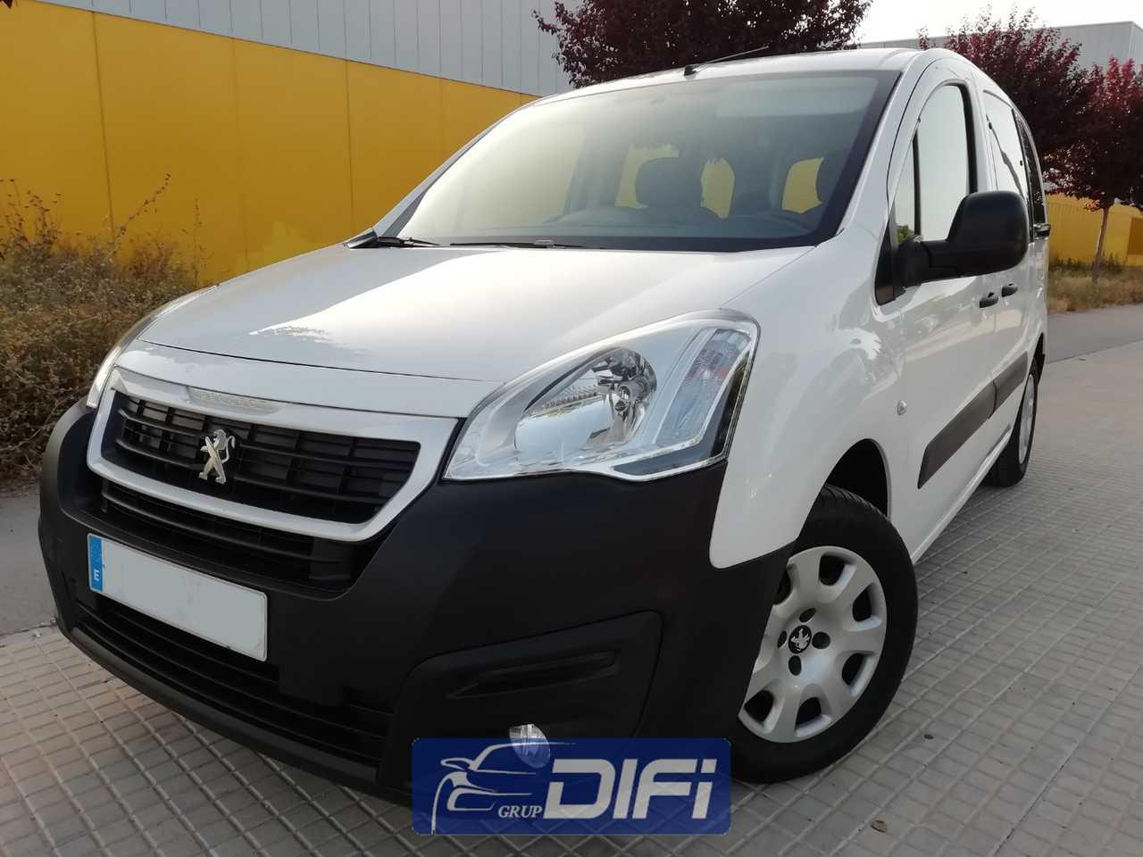Peugeot Partner TEPEE ACCESS 1.6 BLUE HDI 75   - Foto 1