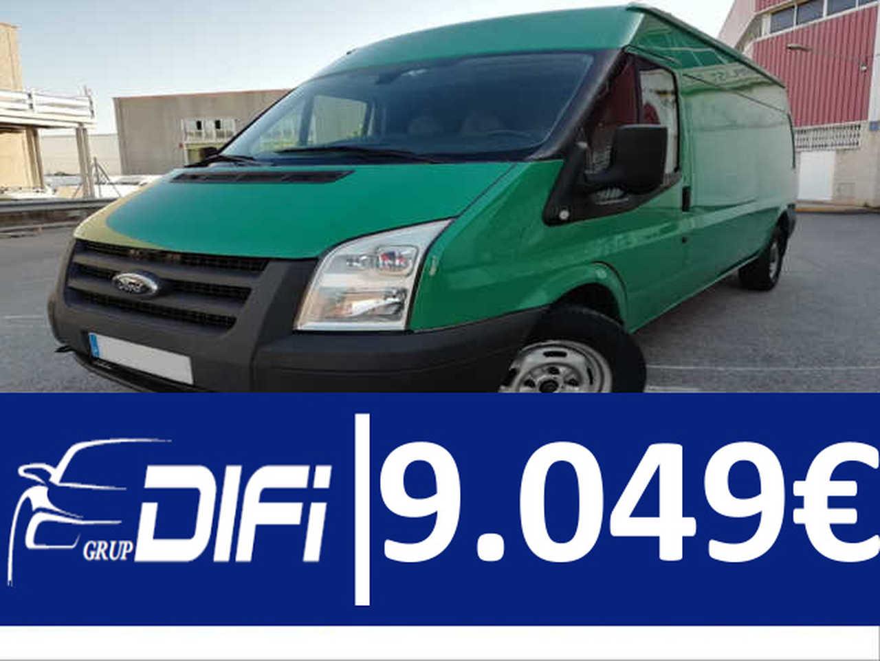 Ford Transit  Furgon 2.4 TDCI 140CV 350L FURGON   - Foto 1