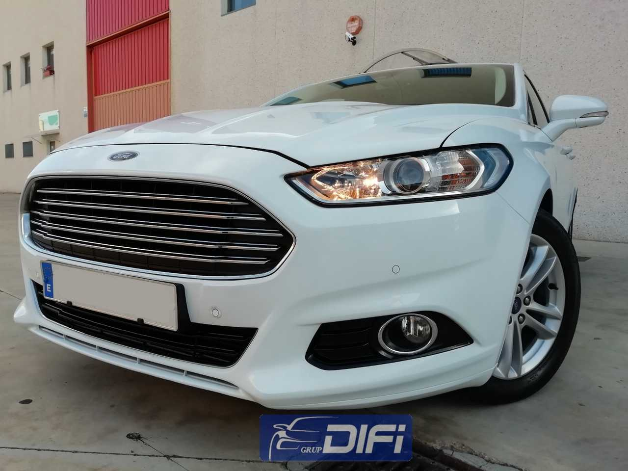 Ford Mondeo 2.0 TDCI POWERSHIFT 150 BUSINESS   - Foto 1