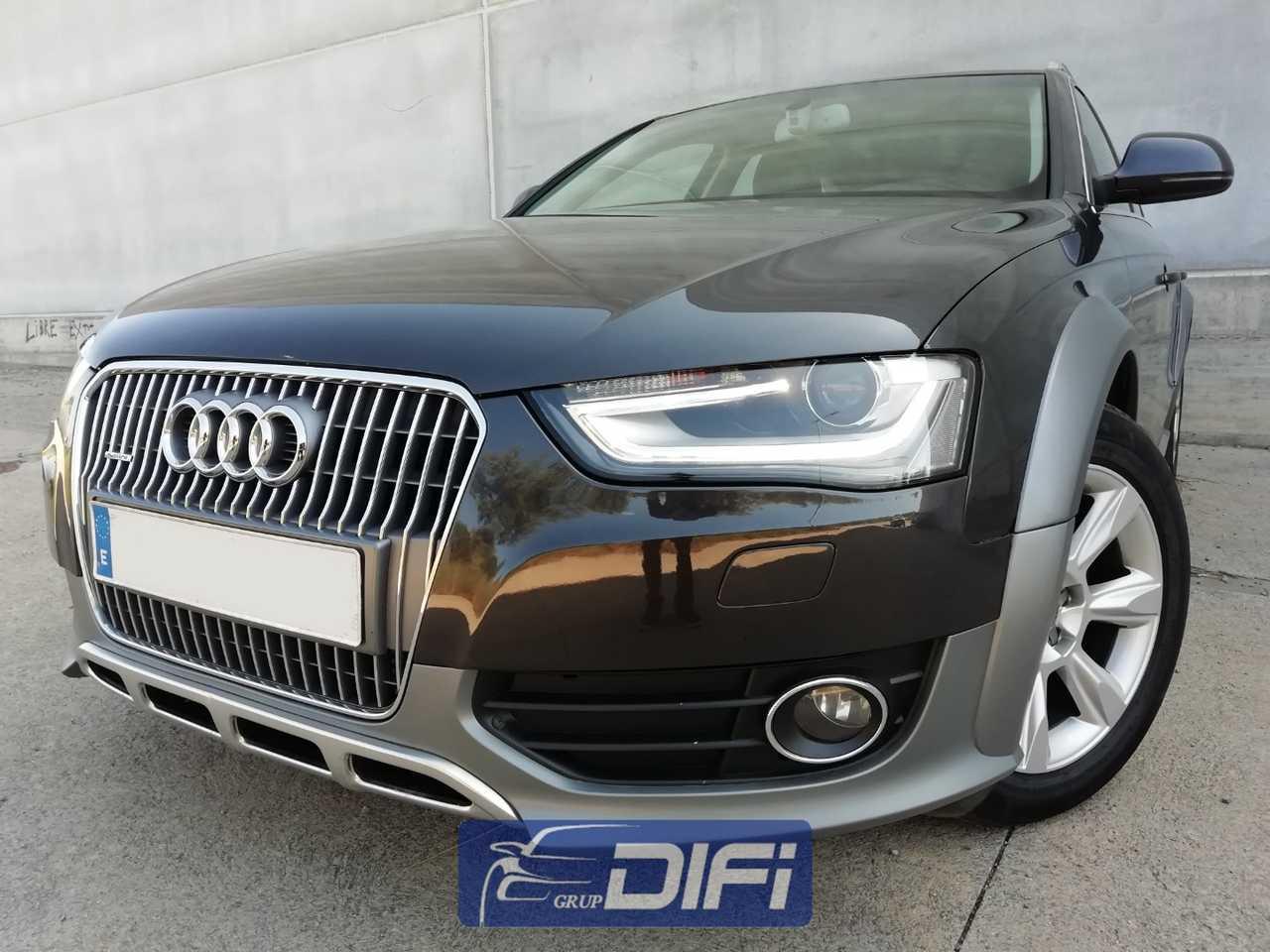 Audi A4  Allroad 2.0TDI QUATTRO 177cv 6vel   - Foto 1