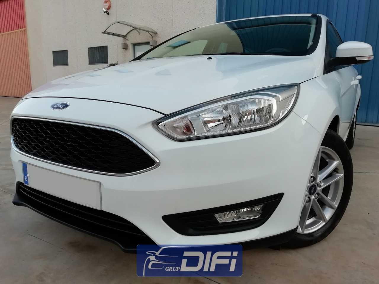 Ford Focus Wagon 1.5 TDCI 120CV BUSINESS   - Foto 1