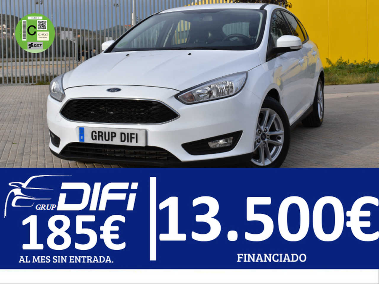 Ford Focus 1.5 TDCI 120CV BUSINESS   - Foto 1