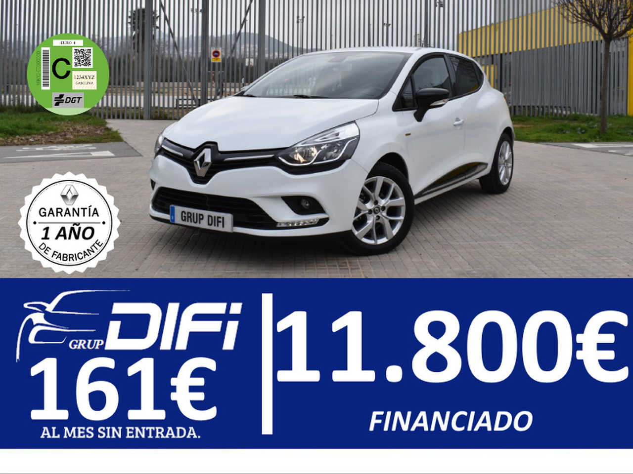 Renault Clio 900 TCE 90CV LIMITED   - Foto 1