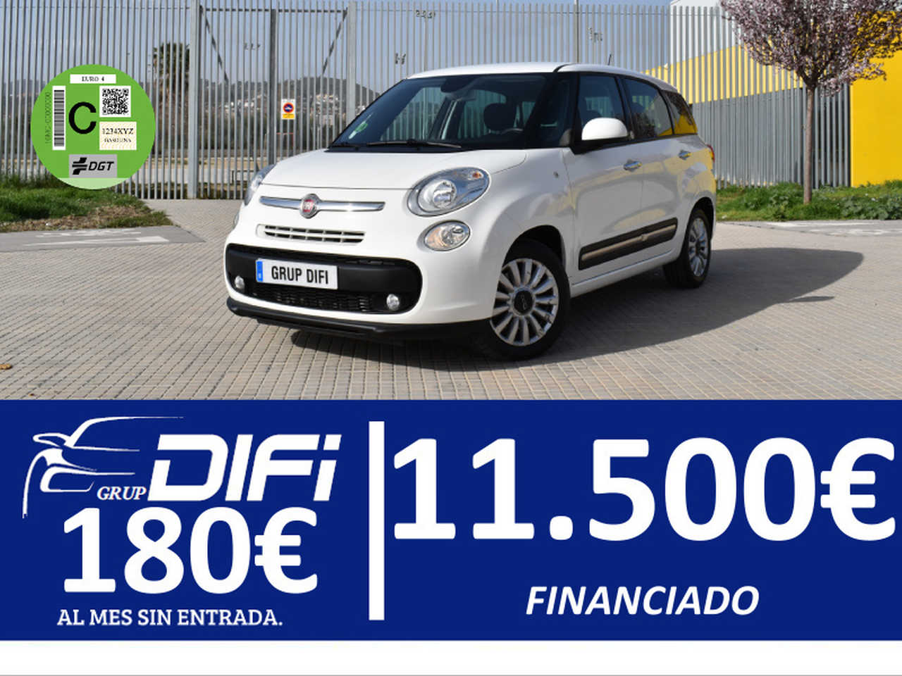 Fiat 500L 1.6 LIVING LOUNGE 120CV   - Foto 1