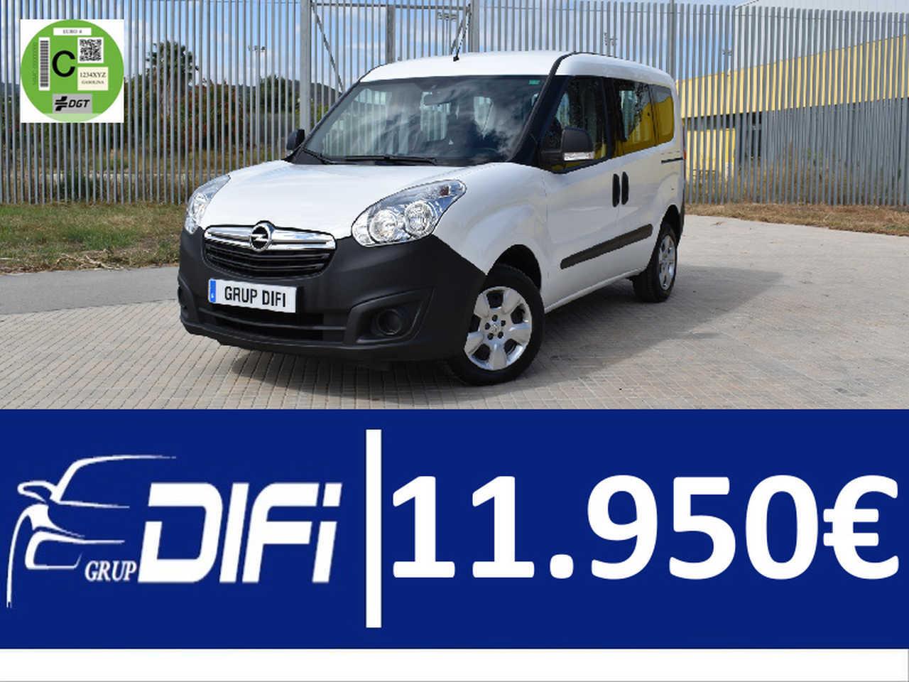 Opel Combo Tour Expression 1.3CDTI 95CV L1H1   - Foto 1