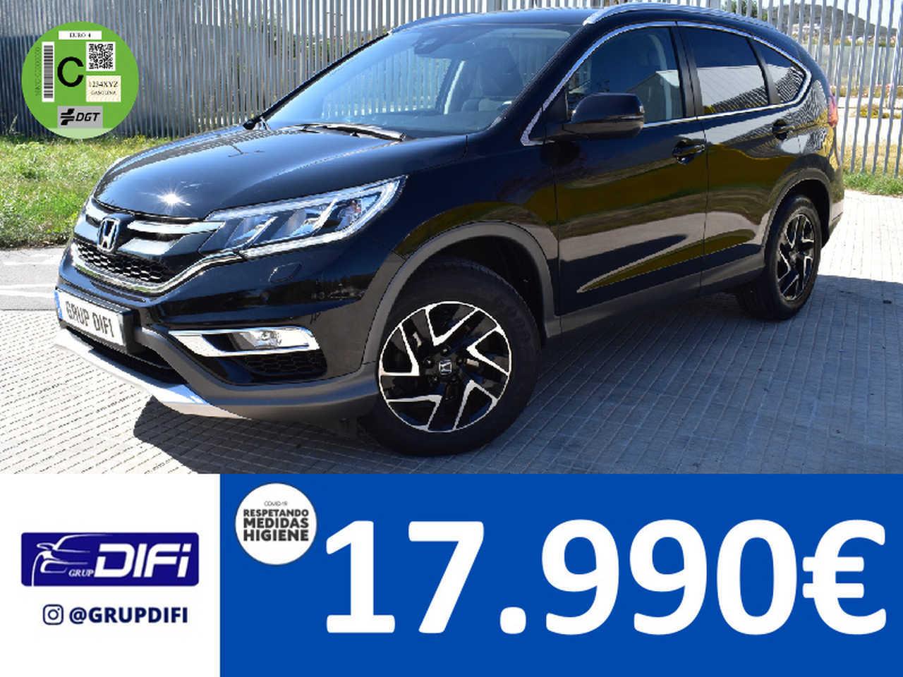 Honda CR-V 1.6 iDTEC 88kW 120CV 4x2 Eleg Nav P   - Foto 1