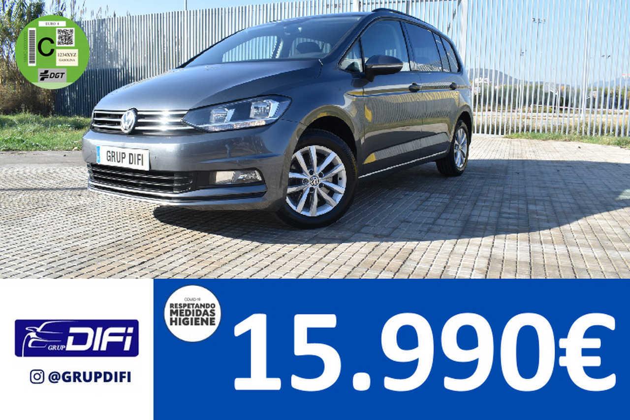 Volkswagen Touran Advance 1.6 TDI SCR 110CV BMT   - Foto 1