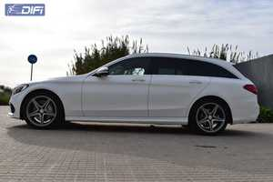 Mercedes Clase C Estate 220 CDI 170CV AUT 7G PACK AMG   - Foto 3