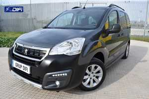 Peugeot Partner TEPEE Adventure Edition 1.6 BlueHDi 73kW   - Foto 2