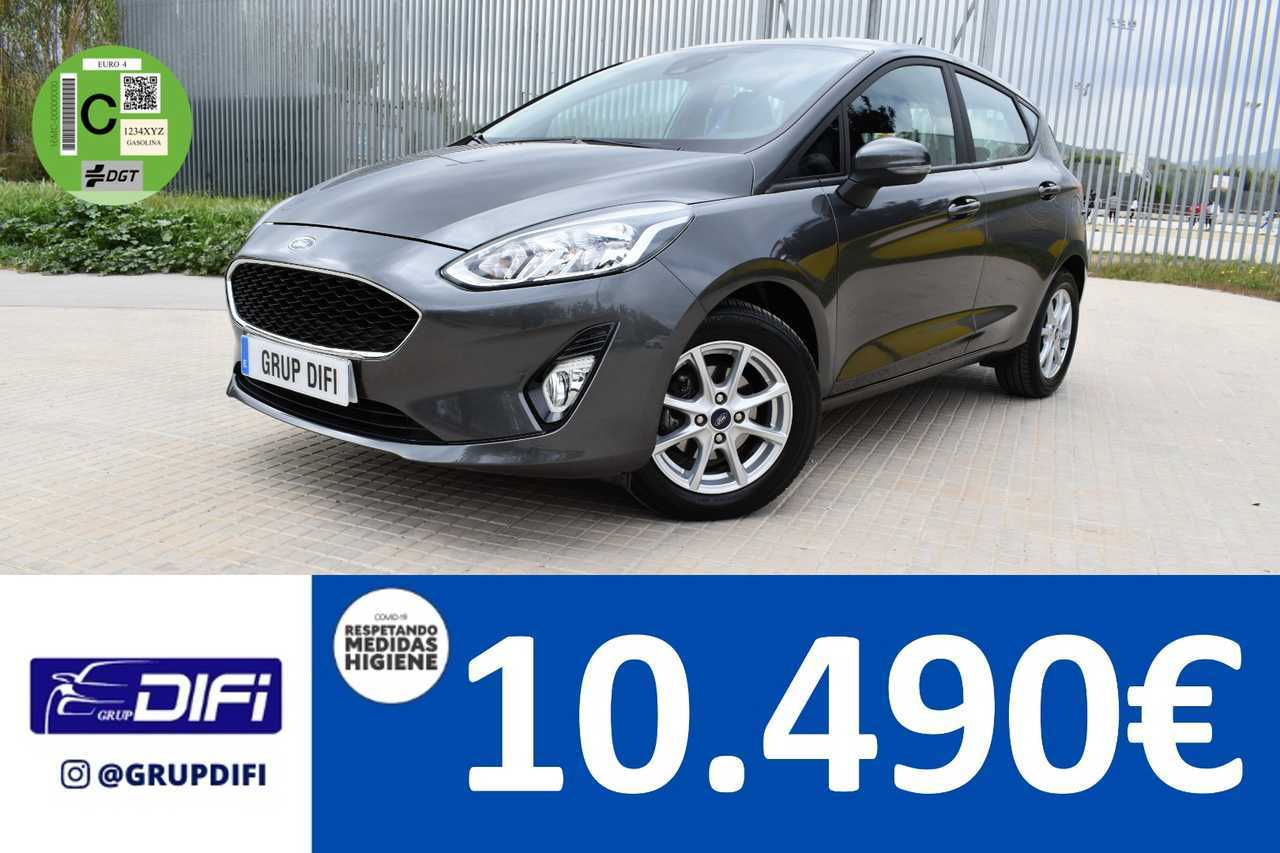 Ford Fiesta 1.0 EcoBoost 74kW Trend SS 5p   - Foto 1