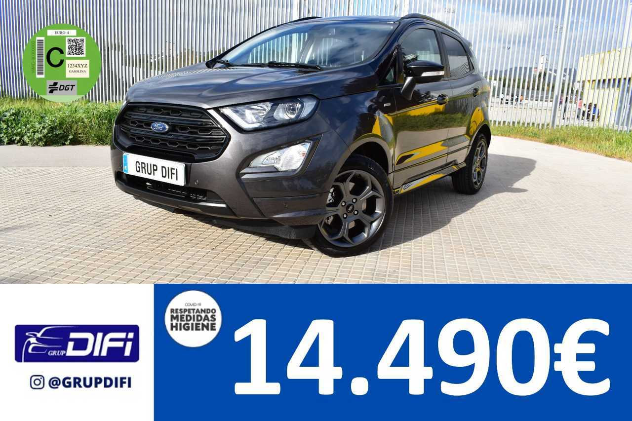 Ford Ecosport 1.0  Eco Boost 92kW 125CV SS ST Line   - Foto 1