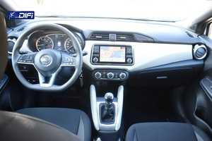 Nissan Micra IGT 74 kW 100 CV EGD Acenta   - Foto 9