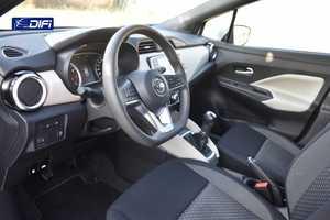Nissan Micra IGT 74 kW 100 CV EGD Acenta   - Foto 7