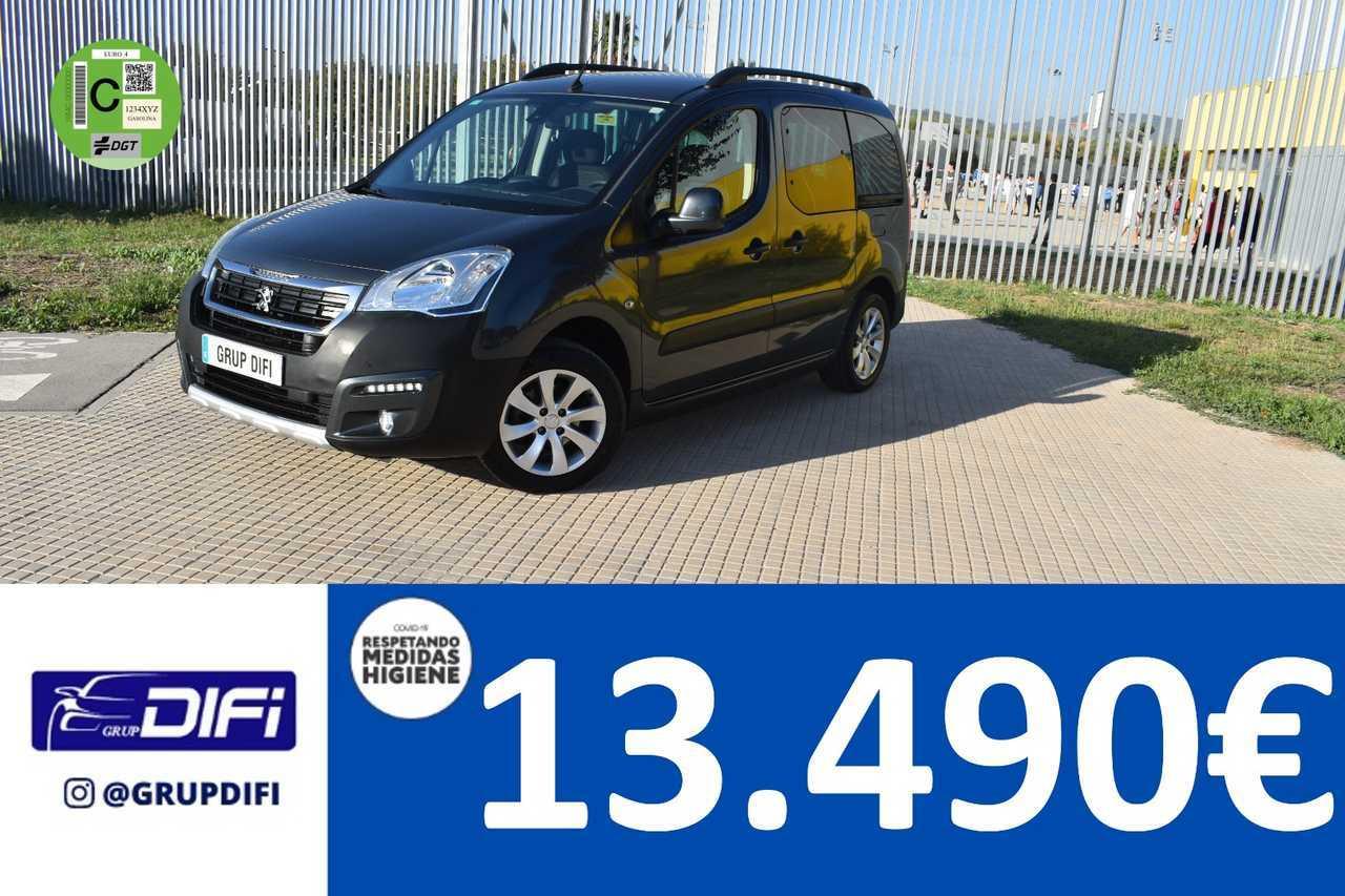 Peugeot Partner TEPEE Active 1.6 BlueHDI 100   - Foto 1