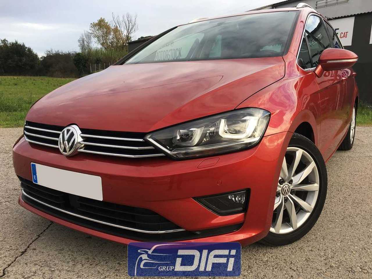 Volkswagen Golf Sportsvan Sport 1.6 TDI 110cv BMT DSG   - Foto 1