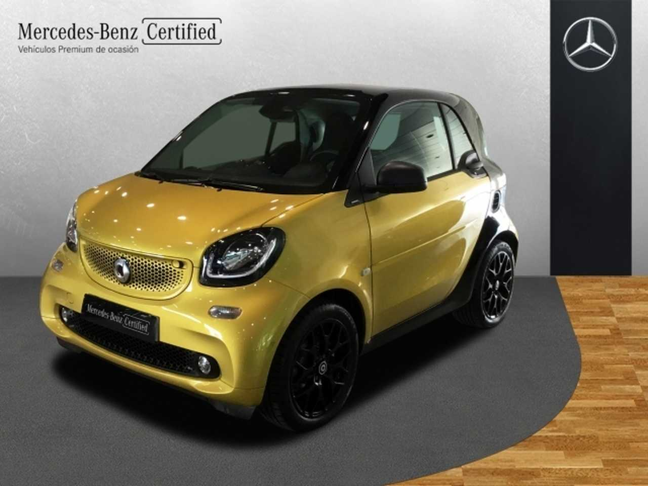 Smart Fortwo Cope Basis passion   - Foto 1