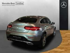 Mercedes GLC Coupé 220 d 4M